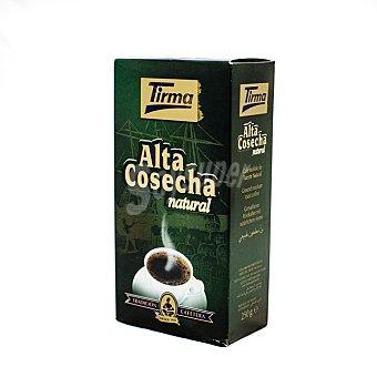 Tirma Café molido natural Alta Cosecha Paquete 250 g
