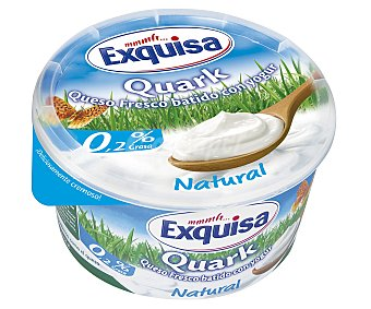 Exquisa Queso fresco batido Tarrina de 500 Gramos