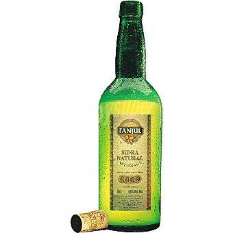 FANJUL Sidra natural Botella 70 cl