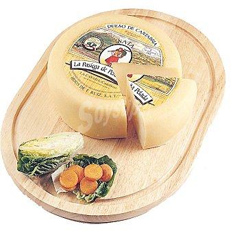 LA PASIEGA de PEÑA PELADA Queso nata D.O. de Cantabria  1,5 kg (peso aproximado pieza)