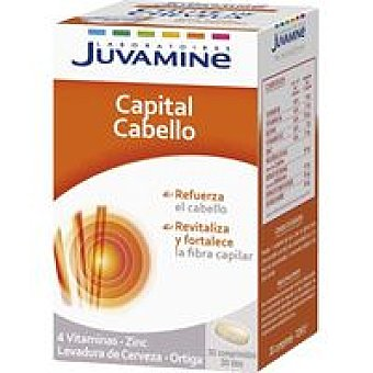 JUVAMINE Capital Cabello 30 capsulas