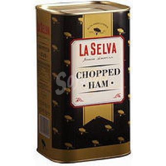 LA Lata SELVA Chopped Ham 100 g