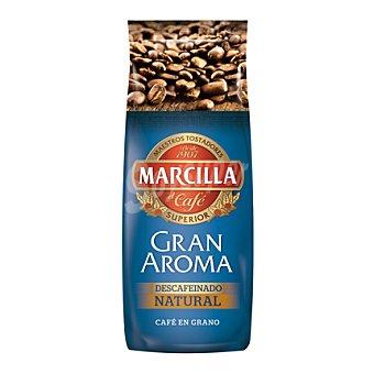 Marcilla Café en grano descafeinado Gran Aroma