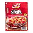 Chorizo dulce taquitos Pack 2 x 100 g - 200 g Revilla