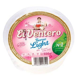 El Ventero Queso tierno light pieza 550 g