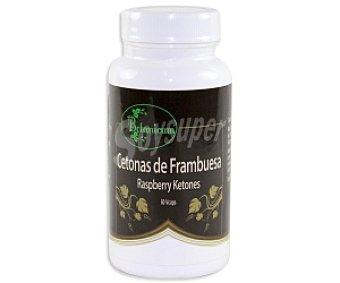 CETONAS DE FRAMBUESA Complemento alimenticio, 60 C