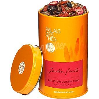 PALAIS DES THES Infusión Fruit Garden de frutos rojos lata 200 g lata 200 g