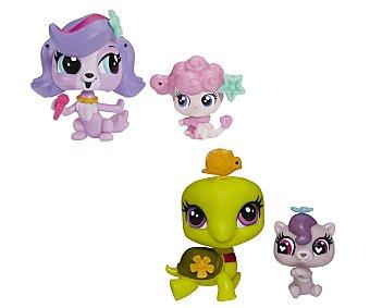 LITTLEST PET SHOP Nueva colección de figuras Amiguitas, incluye 2 figuras 1 unidad