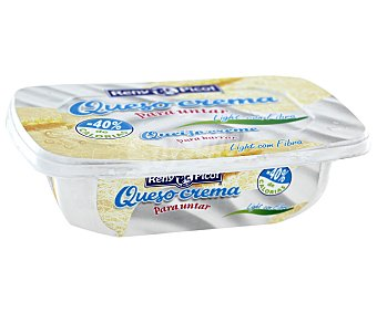 Reny Picot Queso blanco light, pasterizado en crema para untar 200 gramos