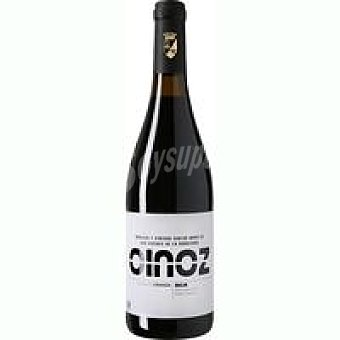 D.O.C.Rioja OINOZ Vino Tinto Crianza Botella 75 cl
