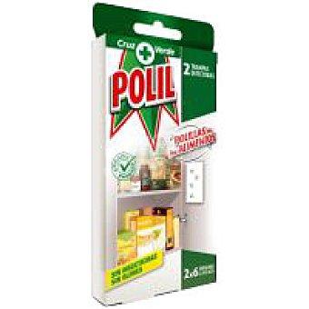 Polil Raid Antipolilla alimentos Pack 2 unid