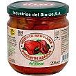 Pimientos asados del Bierzo sin gluten Frasco 295 g Huerta Berciana