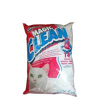 Vitakraft Perlas silice gatos Saco 7,5 kg