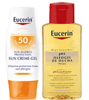 Eucerin Crema 200 ml.