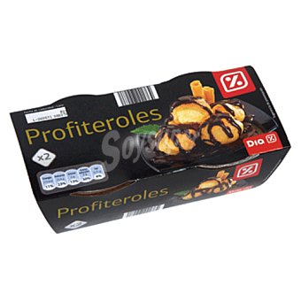 DIA Profiteroles Pack 2 unidades 80 g