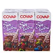 Batido de cacao Sin Lactosa pack 6 envases 200 ml Covap
