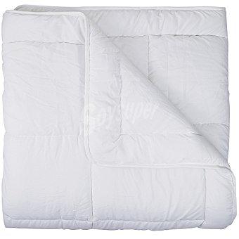CASACTUAL Antiacaros New relleno nordico blanco para cama 90 cm