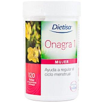 DIETISA Perlas de onagra-1 Pack 120 unid