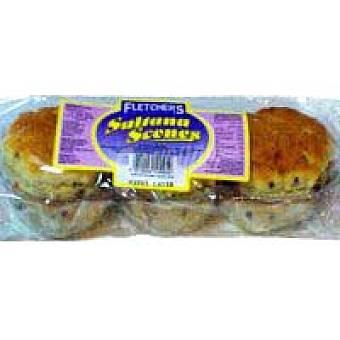 FLETCHERS Panecillos sultana scones Paquete 600 g