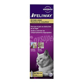 Feliway Spray tranquilizador para gatos 60 ml