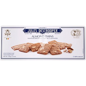 Biscuits de almendra