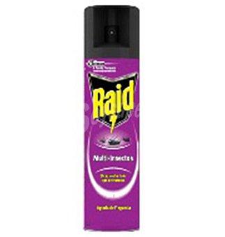 Raid Aerosol multi-insectos 400 ml
