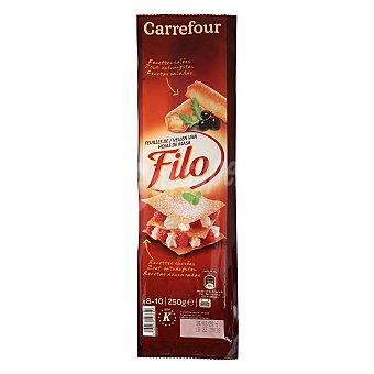 Carrefour Masa filo 250 g