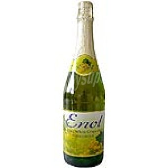 ENOL Granovita Zumo gasificado de uva blanca Botella 75 cl