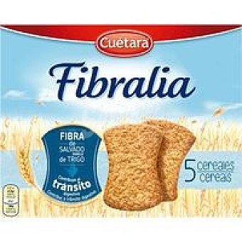 Cuétara Fibralia 5 cereales Caja 500 g