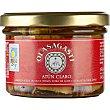 Lomos de atún en aceite de oliva virgen extra de agricultura ecológica Frasco 380 g Olasagasti