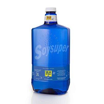 Solán de Cabras Agua mineral natural Botella de 3 l