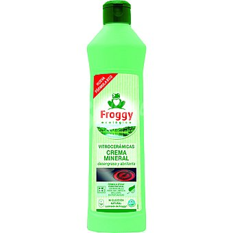 Froggy Limpia vitrocerámica ecológico Botella 500 ml