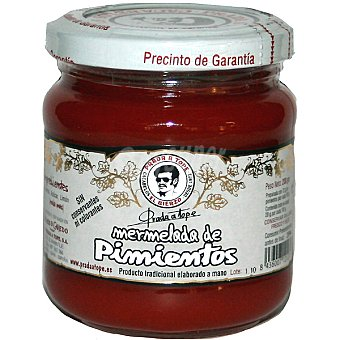 Prada a Tope Mermelada pimiento rojo 200 g