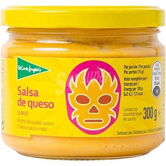 Aliada Salsa de queso suave Tarro 300 g