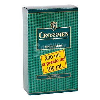 Crossmen Colonia original Frasco 200 ml