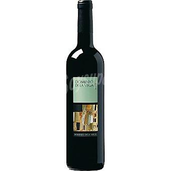 DOMINIO DE LA VEGA Vino tinto crianza de Valencia pack en estuche de madera Botellas 75 cl