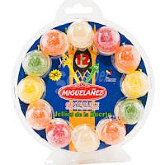 Midel Reloj 12 Jellys Pack 1 unid