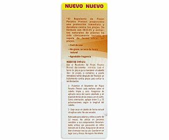 PARANIX Protect Loción spray sin aclarado atipiojos , protección 24 horas 100 Mililitros