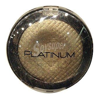 DELIPLUS Sombra de ojos platinum nº 05 verde platino 1 unidad