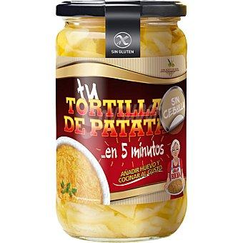 Gran rioja Preparado para tortilla sin cebolla frasco 535 g frasco 535 g