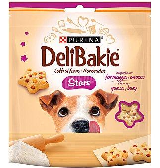 PURINA DELIBAKIE Stars Snack Perro 100g