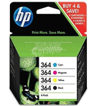 HP Pack tinta 364 hp