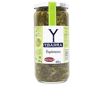 Ybarra Espinacas al natural 425 Gramos