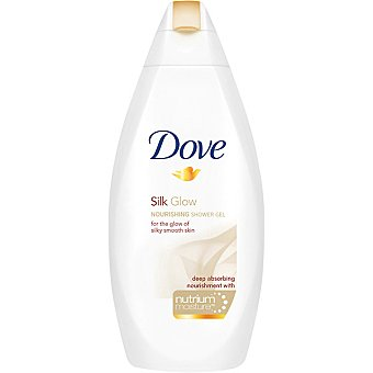 Dove gel de baño Silk Glow Frasco 750 ml
