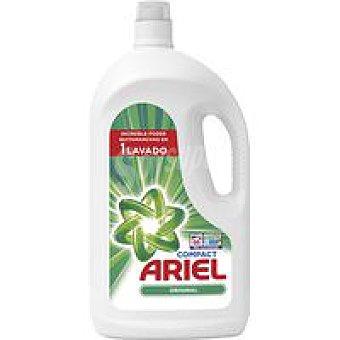 Ariel Detergente líquido regular Garrafa 66 dosis