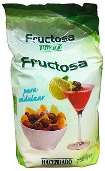 Hacendado Fructosa Paquete 750 g