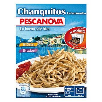 Pescanova Chanquito enharinado Caja 150 g