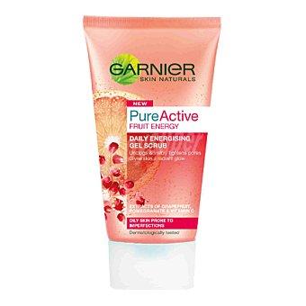 Skin Naturals Garnier Gel exfoliante Pure Active Fruit Energy 150 ml