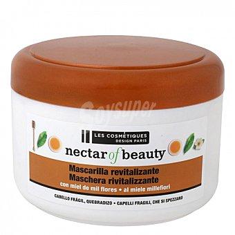 Les Cosmétiques Mascarilla capilar revitalizante con miel de mil flores Nectar of Beauty 500 ml 500 ml