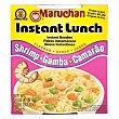 Noodles de gambas Instant Lunch 64 g MARUCHAN